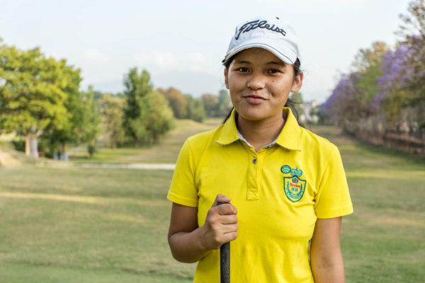 Conte de fées américain pour une jeune Népalaise