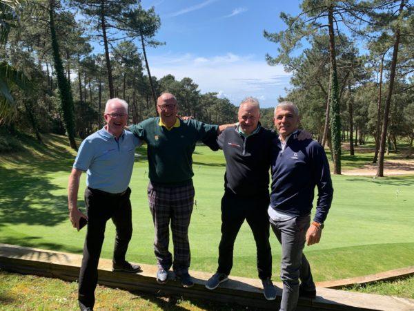 Golf Planète accueille des journalistes écossais de Top100courses.com
