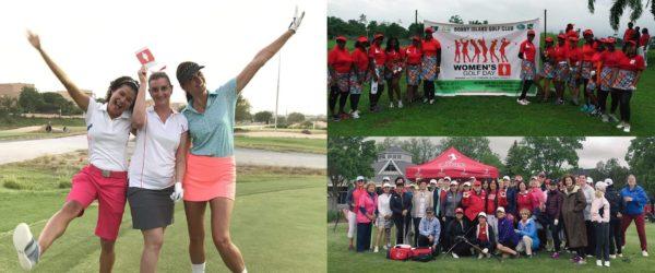 Women's golf day le 4 juin