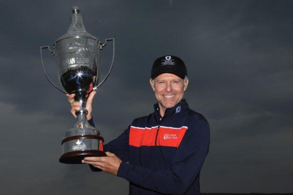 Senior Tour : Jean-François Remésy vainqueur en Angleterre