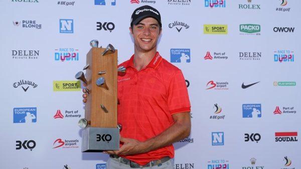 Belgian Knockout : Guido Migliozzi vainqueur, Greg Havret 4e
