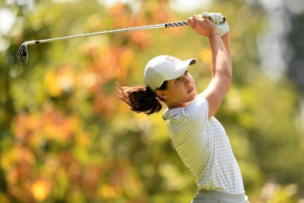 Albane Valenzuela : portrait d'une championne de golf à la tête bien faite !