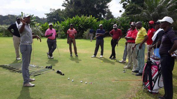African Golf Tour : un pro-am au National avec Yanick Noah pour les 10 ans