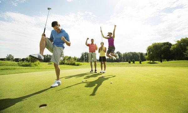 Les 10 raisons principales pour persuader vos amis à se mettre au golf