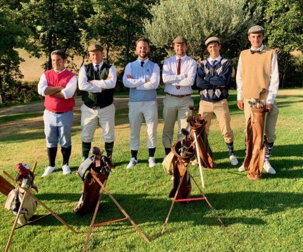 Golf Vintage : de plus en plus de rencontres organisées