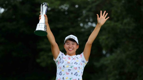 Women's British Open : historique victoire de Hinako Shibuno, 20 ans