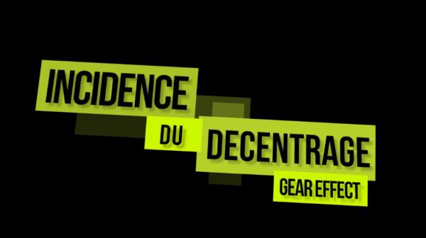 Vidéo technique Golfmechanics : l'incidence du décentrage