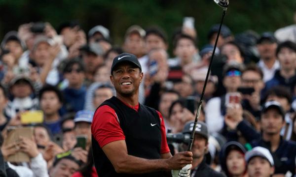 Tiger Woods écrit encore l'Histoire ! 82e titre PGA au Japon