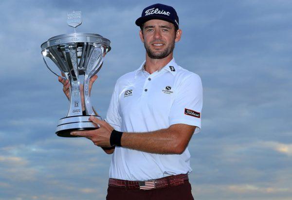 Houston Open : première victoire pour Lanto Griffin sur le circuit PGA