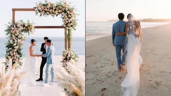 Rickie Fowler et Allison Stokke se sont mariés !