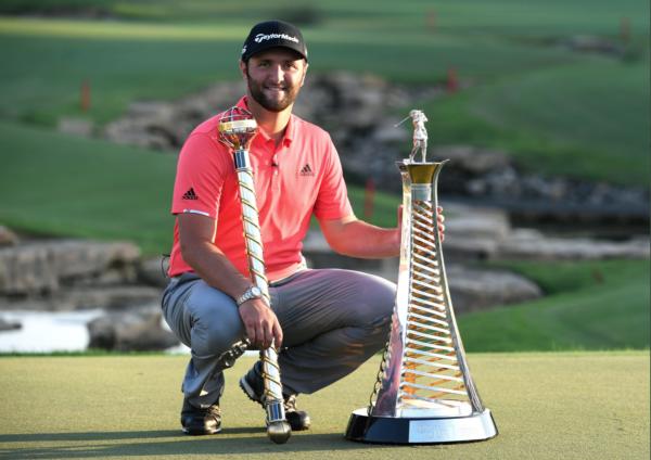 Dubai : Rahm gagne, 1er européen, 3e mondial, Lorenzo-Vera superbe 3e place