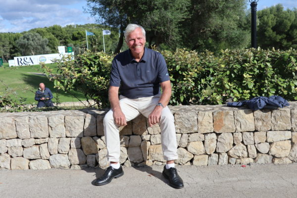 Challenge Grand Final : Interview d'Alain de Soultrait