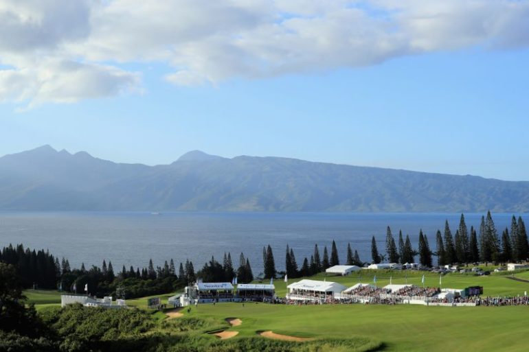 kapalua plantation course pga tour