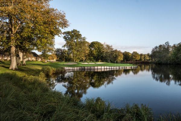 Le golf des Bordes : un club et deux parcours exceptionnels au service d'une culture et d'un projet