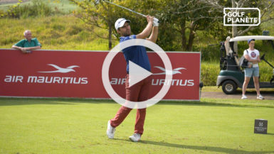 LANGASQUE VIDEO AFRASIA MAURITIUS OPEN