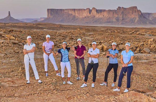 Un tournoi féminin LET en mars en Arabie Saoudite