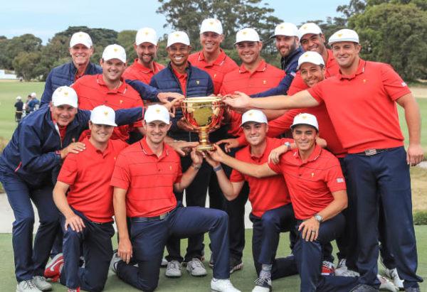 Tiger Woods et ses joueurs remportent la Presidents Cup (16 à 14)