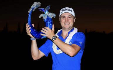 Justin Thomas Tournament of Champions Thomas PGA TOUR