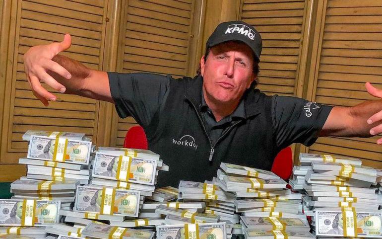 mickelson dollars