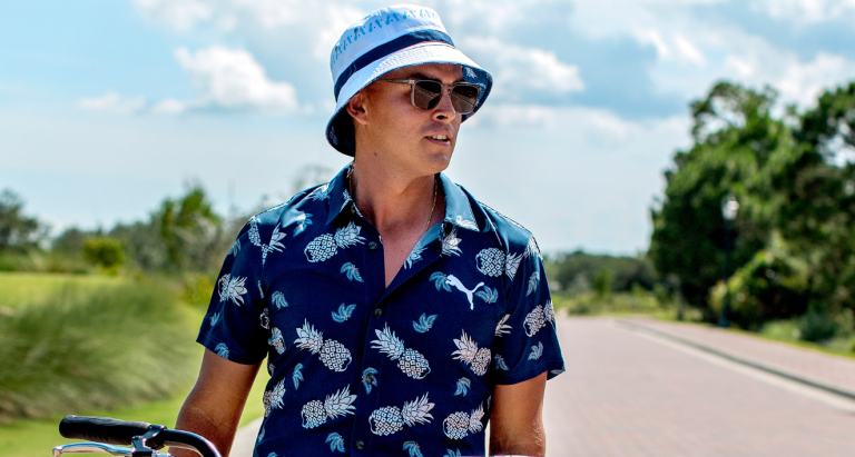 rickie fowler look hawaii