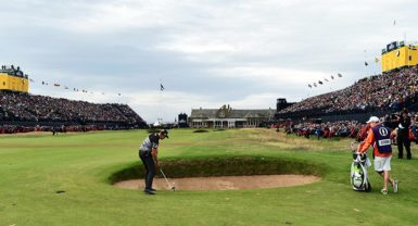 Troon Stenson the Open