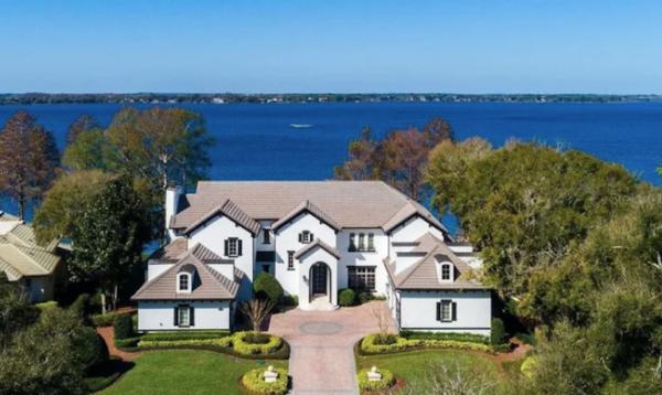 Floride : la maison de Paula Creamer est en vente !