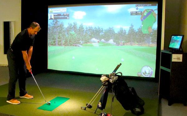 Construire un simulateur de golf à domicile pour moins de 1200€