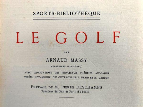 Les principaux livres sur le golf qu'il faut avoir lus ! La sélection de nos experts