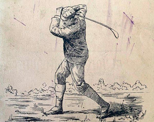 Quel fut le premier livre consacré au golf en France ?