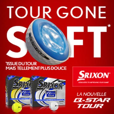 Srixon Q-Star Balles – mars 2020 – ticket