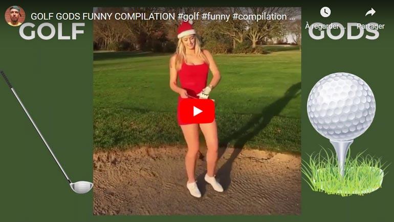 Video Un Peu D Humour Ca Fait Du Bien Golf Planete