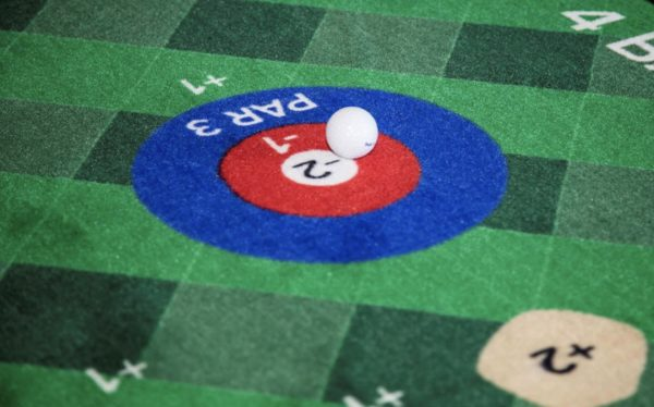 Putt18, le tapis de putting fun !