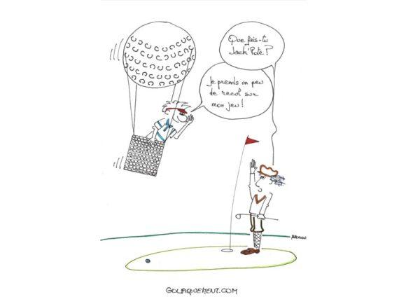 Coaching mental : la bienveillance et le golfeur