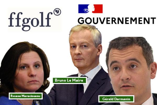 gouvernement ffgolf reunion capitale