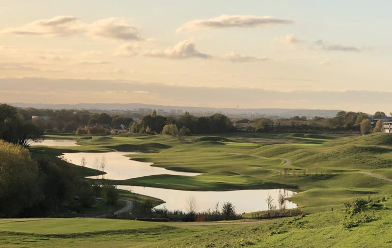 En avant-première, découvrez le Golf International de Roissy qui ouvrira en  septembre - Golf Planète