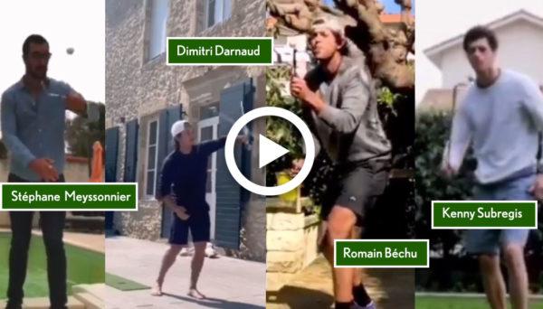 talent france trick-shot french bechu