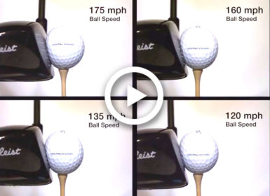 titleist video ball compression
