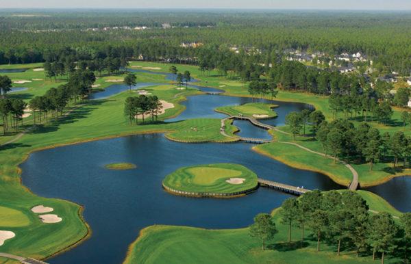 La Caroline du Sud autorise la pratique du golf aux joueurs locaux... pas aux touristes