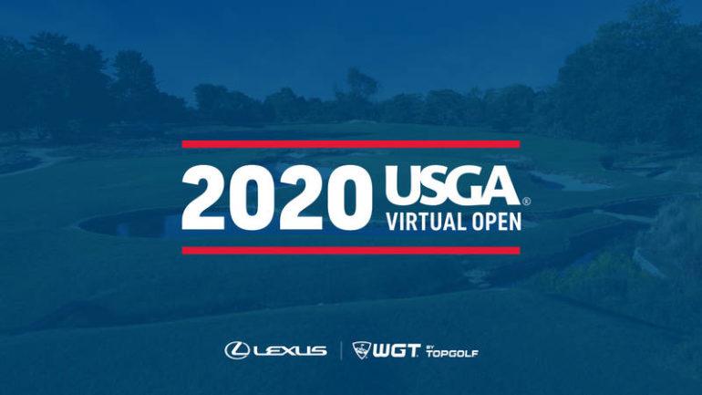 US OPEN VIRTUAL OPEN 2020 TOP GOLF