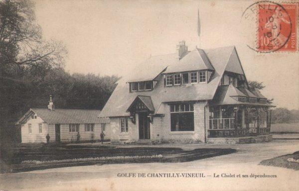 Une ballade à Chantilly