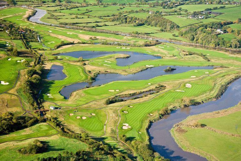 Le Twenty Ten au Celtic Manor (Pays de Galles)