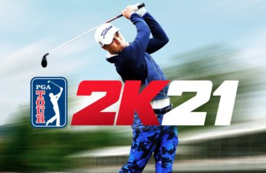 pga tour 2K21 jeu video games