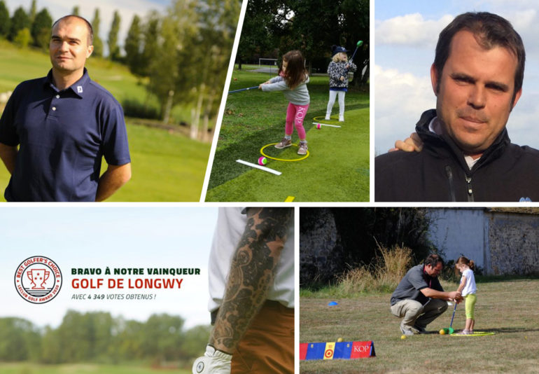 pros blouet longwy practice coudray leclub golf