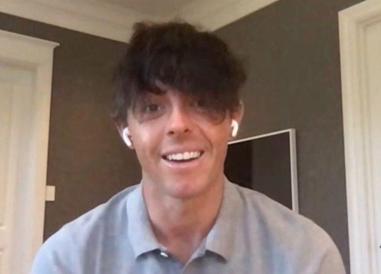rory mcilroy haircut coupe de cheveux confinement