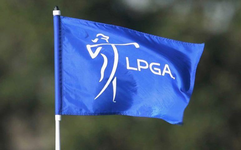 LPGA DRAPEAU FLAG