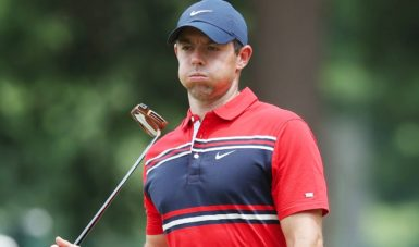 McIlroy take time off pause erreurs