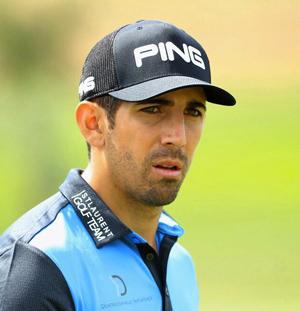 St laurent golf team Matthieu Pavon