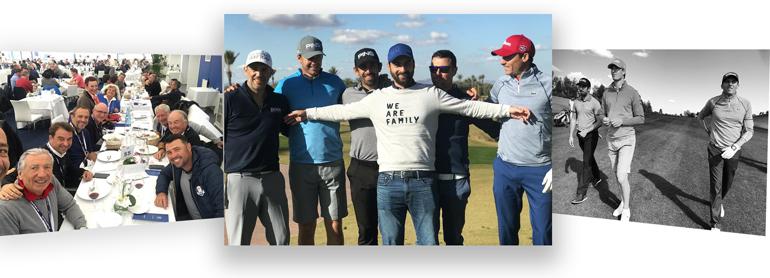 Saint Laurent Golf Team Family Famille