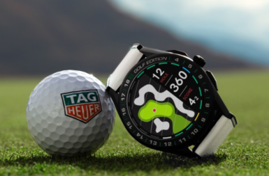 tag heuer golf
