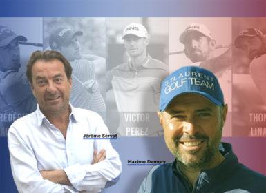 St Laurent Golf Team Servat Demory Perez Linard Hebert Lacroix Pavon